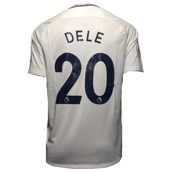 quality design 20285 5964d 2017-18 Dele Alli #20 Men's Home Soccer Jersey NWT